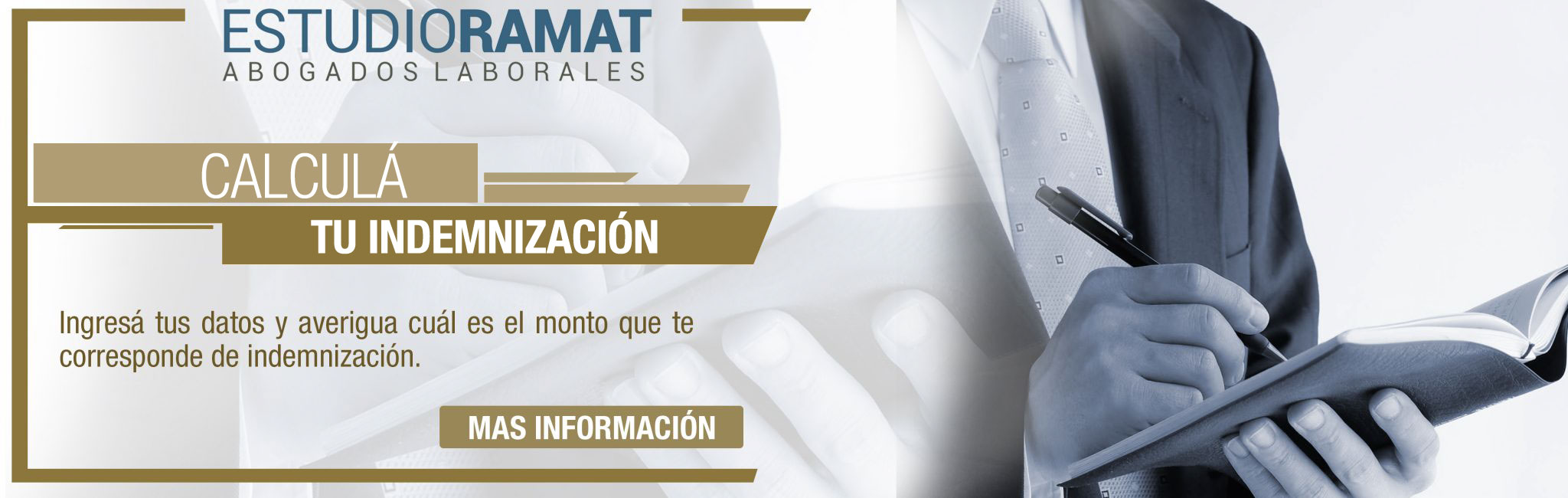 abogados laborales indemnizacion